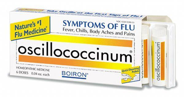 Oscillococcinum Boiron Grippe