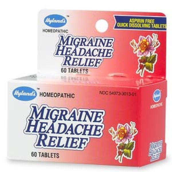 Migraine - Mal de tête - Maux de tête