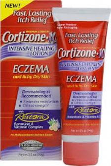 Crème Cortizone 10 Eczéma Chattem