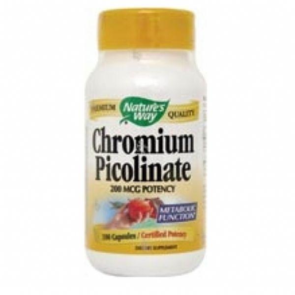 Chromium Picolinate - 200 mcg