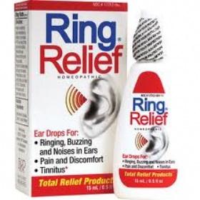 Ring Relief gouttes pour Acouphène