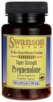 Pregnenolone 50 mg