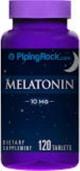 Acheter Mélatonine 10 mg pas cher